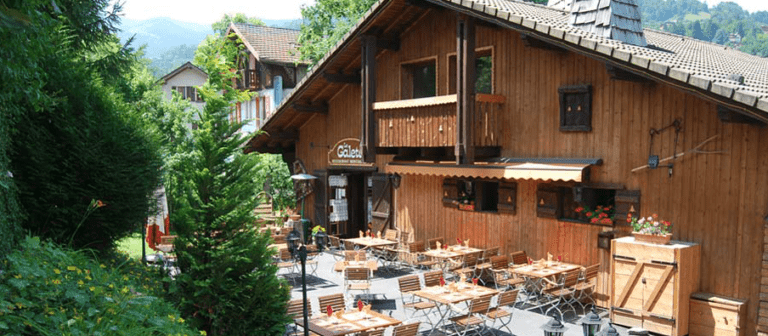 Le Galeta – Restaurant Montagnard